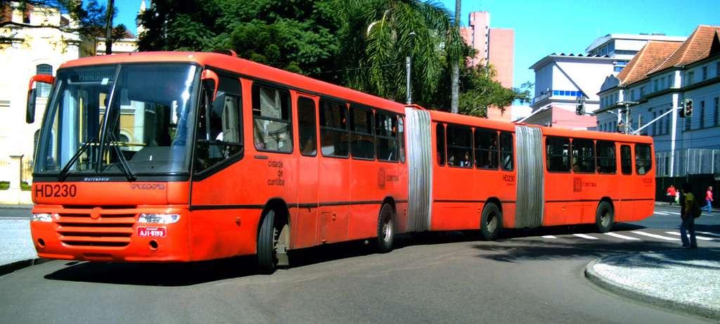 Des bus plus grands, plus propres