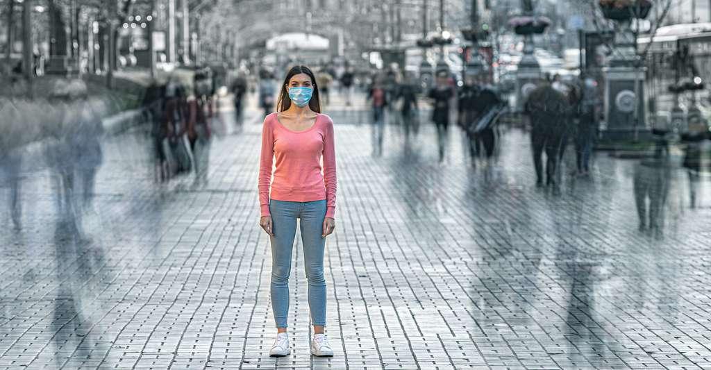 Depuis quand le virus circulait-il ? Certains avancent le mois de novembre mais le saura-t-on jamais ? © realstock1, Adobe Stock