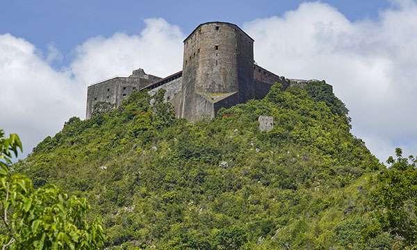 La citadelle du roi Christophe. © Antoine, tous droits réservés