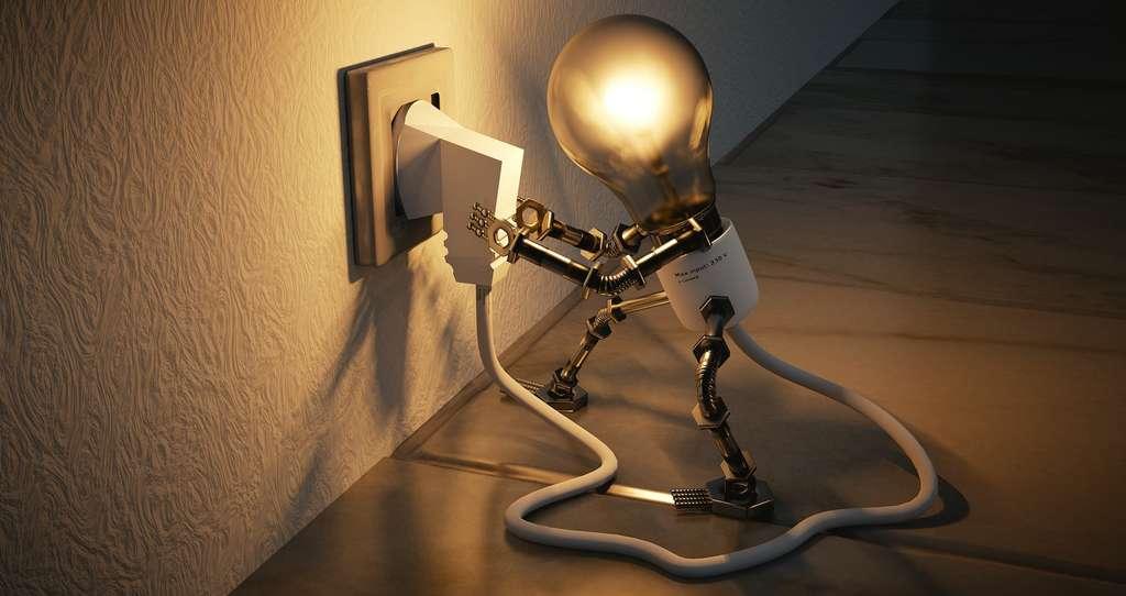 Choisir la bonne intensité d'éclairage pour vos ampoules vous permettra de réaliser quelques économies. © ColiN00B, Pixabay, CC0 Creative Commons