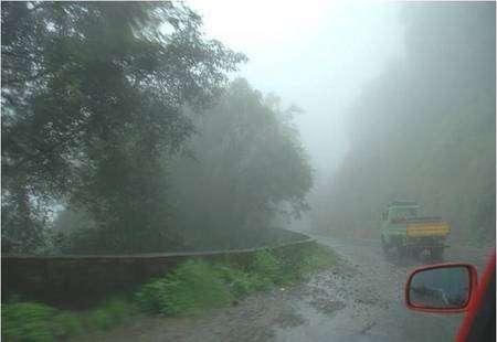 Mousson à Kerala (Inde). Crédit : Sandipan Dutta (dom. public)