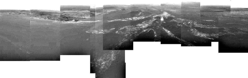 Titan à 360° : correction