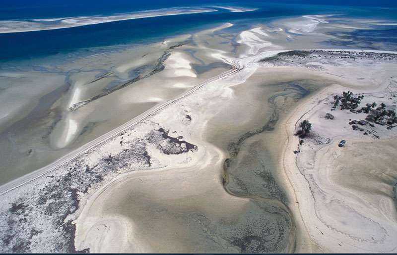 L'île de Madagascar et son monde sous-marin