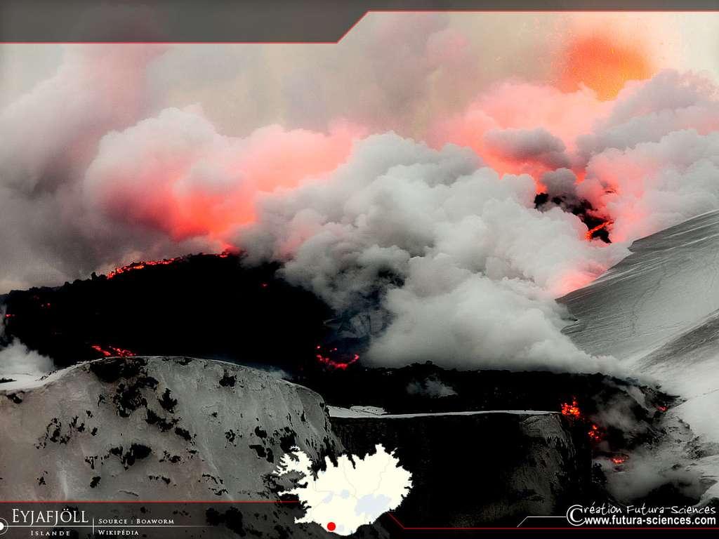 Eyjafjöll - Islande