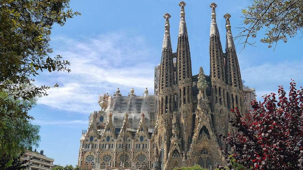 La Sagrada Familia, le temple parfait d'Antoni Gaudi