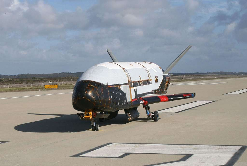 Le X-37 B, un drone spatial