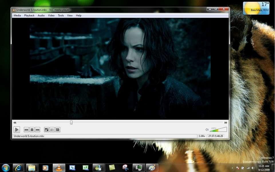 VLC media player lit tous les formats vidéo et audio sur un grand nombre de supports. © Videolan