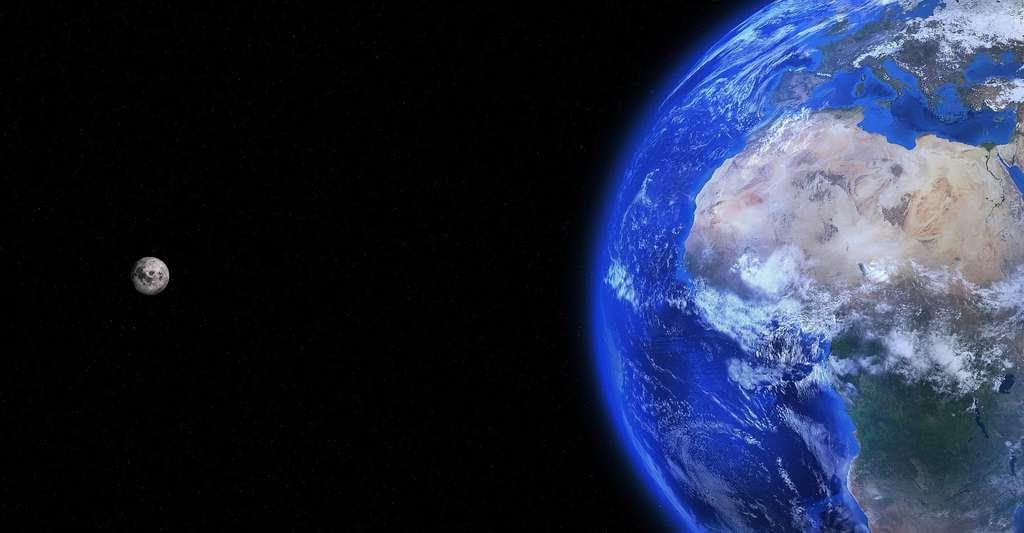 Géologie de la Terre. © Qimono, CCO