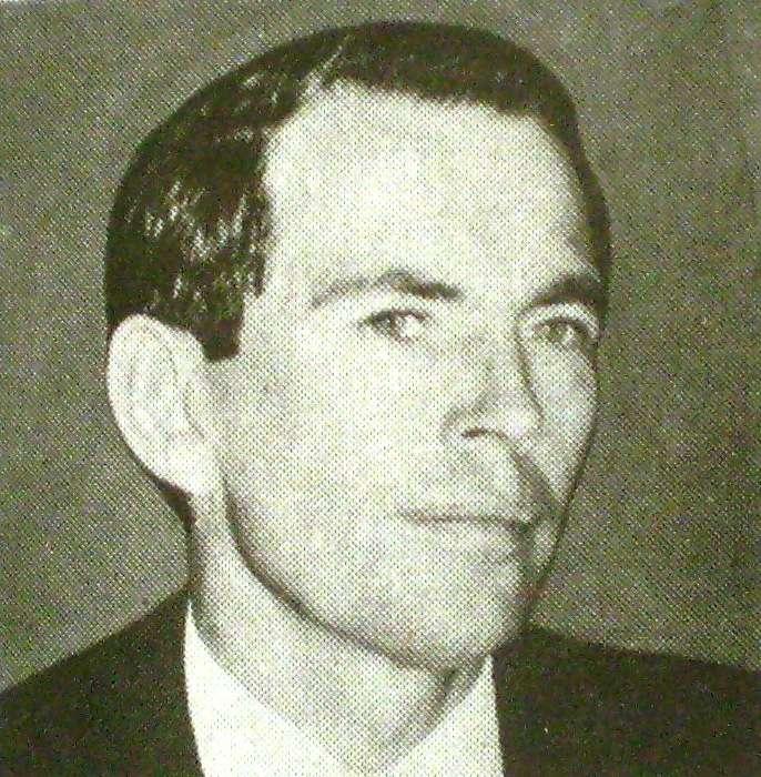 Christiaan Barnard, premier chirurgien au monde à avoir réussi une transplantation cardiaque. © Wikimedia Commons
