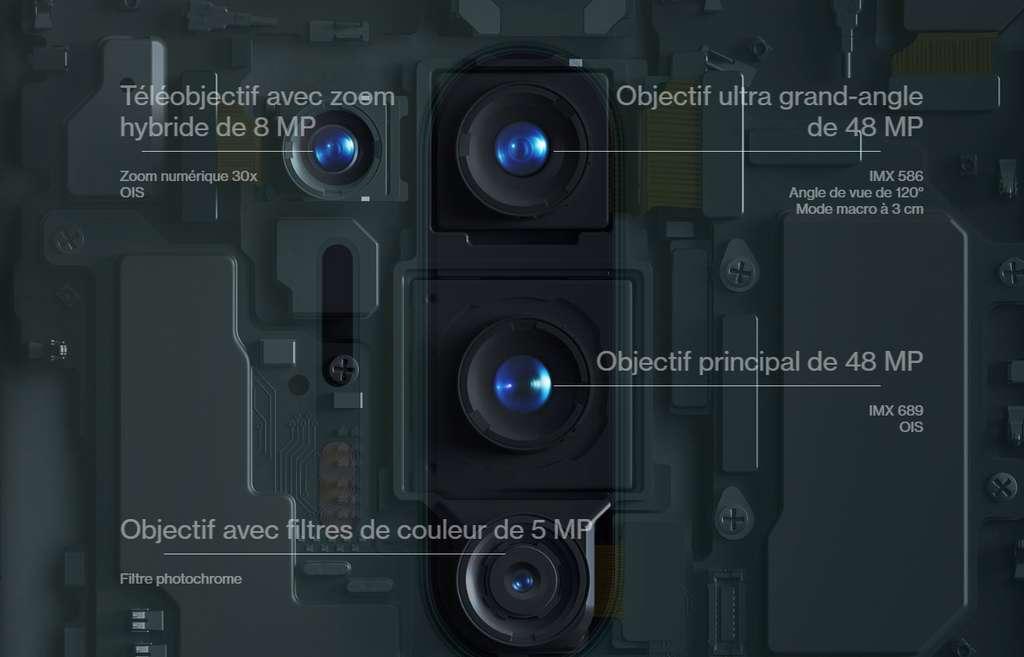 Le module photo a énormément gagné en qualité. Il ne lui manque pas grand-chose pour être vraiment convaincant. © OnePlus