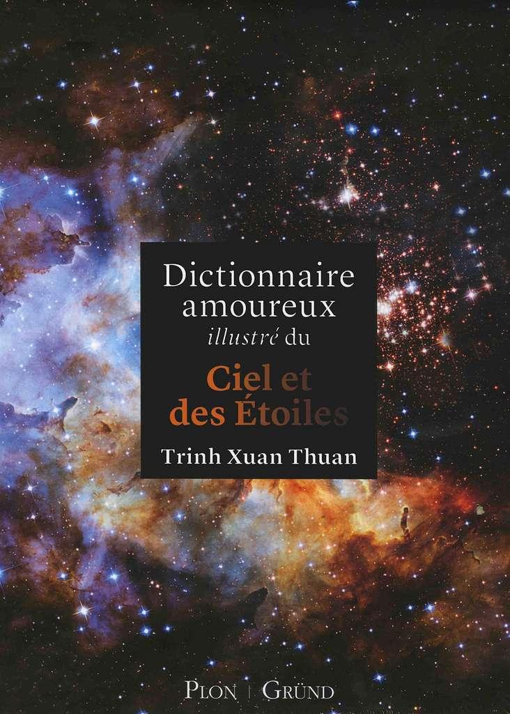 Dictionnaire amoureux illustré du ciel et des étoiles : 29,90 euros chez Amazon
