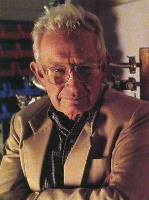 Le prix Nobel Philip Warren Anderson. Crédit : Texas A&M University-Commerce