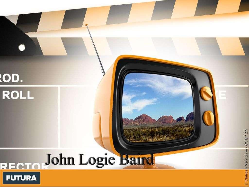 Télévision couleur - John Logie Baird