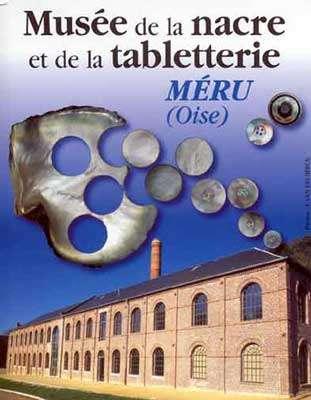 Affiche du Musée de la nacre.