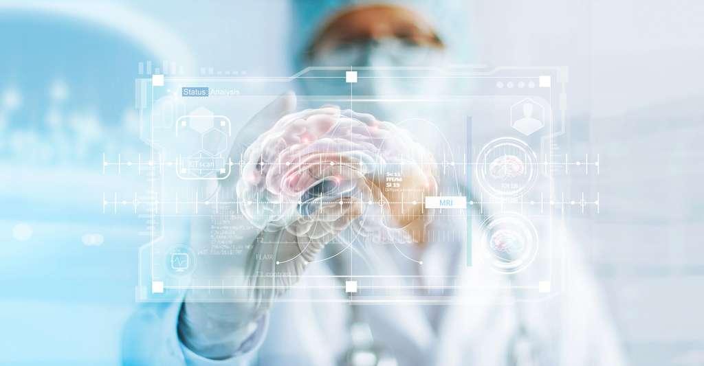 Le médicament développé par les chercheurs s'attaque à deux cibles thérapeutiques distinctes. © ipobpa, Adobe Stock