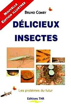 Délicieux Insectes de Bruno Comby