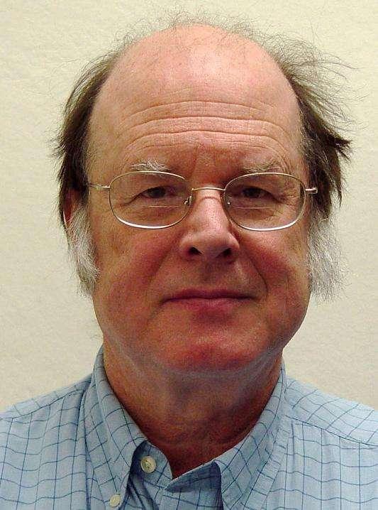 Charles Bennett, l'un des premiers physiciens qui a compris comment faire de la téléportation quantique en 1993. © 2012 ETH Zurich