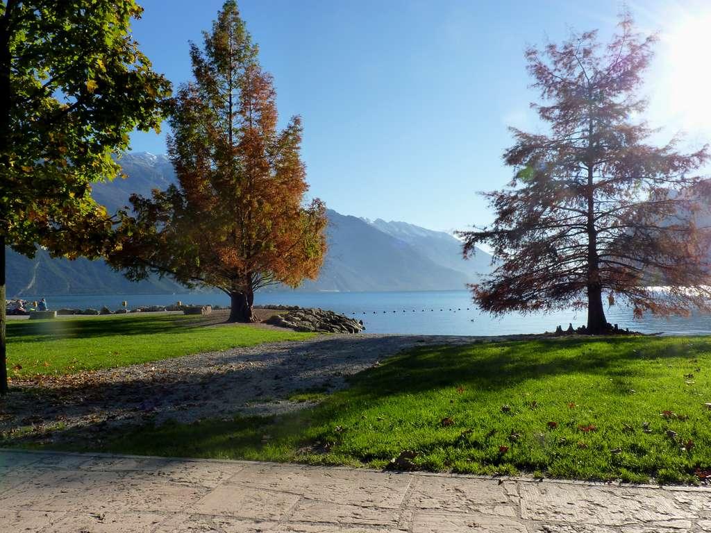 Le lac de Garde, au cœur des Alpes italiennes