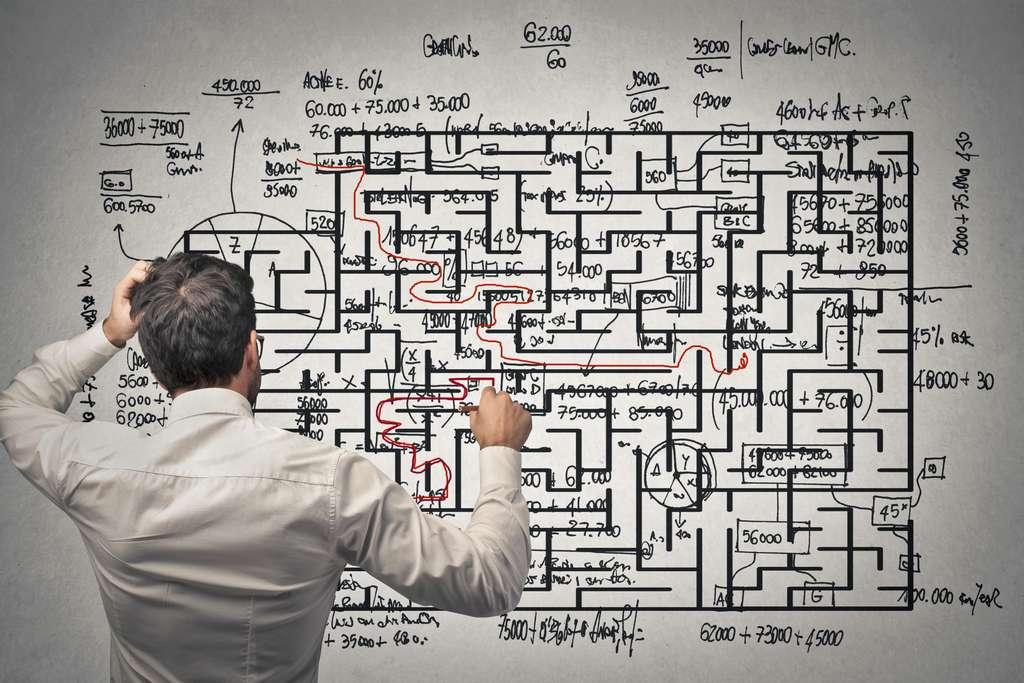 La réalité complexe est difficilement appréhendée par nos petits cerveaux. © olly, Adobe Stock
