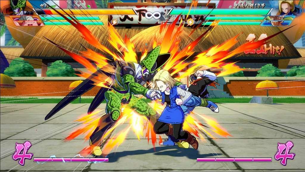 Dragon Ball FighterZ est le meilleur jeu de la licence sorti en 30 ans. © Bandai Namco