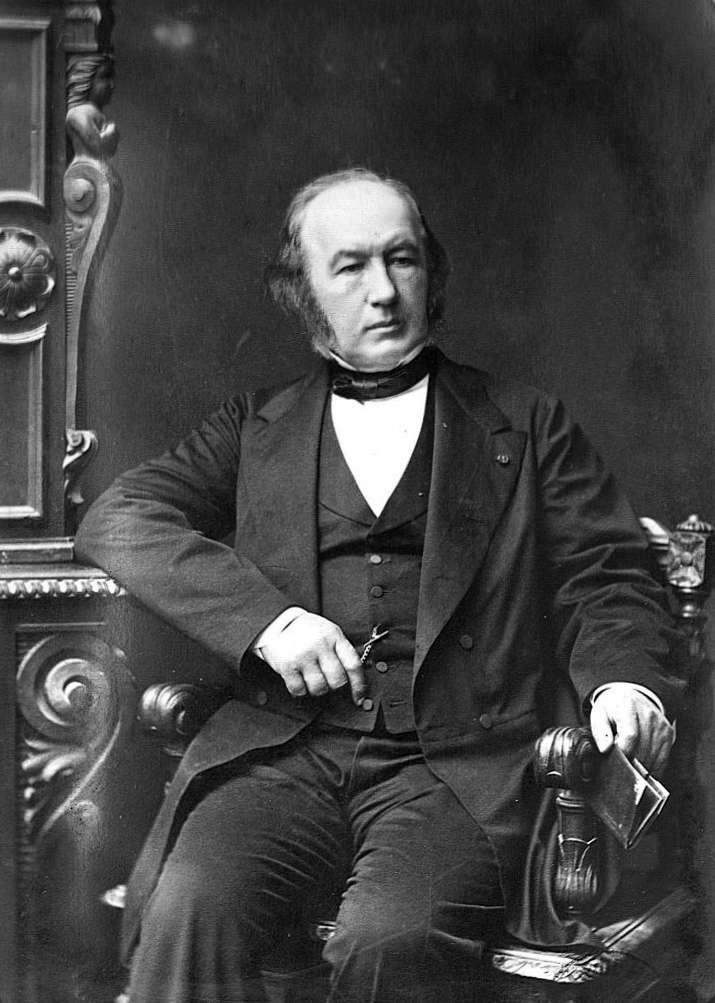 Claude Bernard (1813-1878), médecin et physiologiste, est un pionnier de la médecine expérimentale. © Domaine public