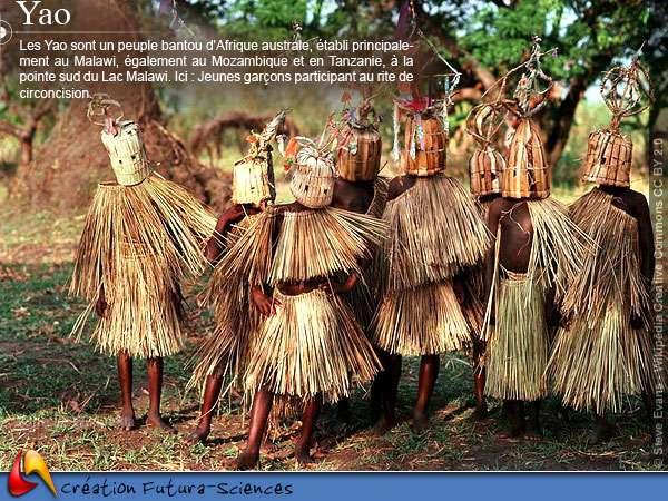 Tribu Yao - Afrique australe