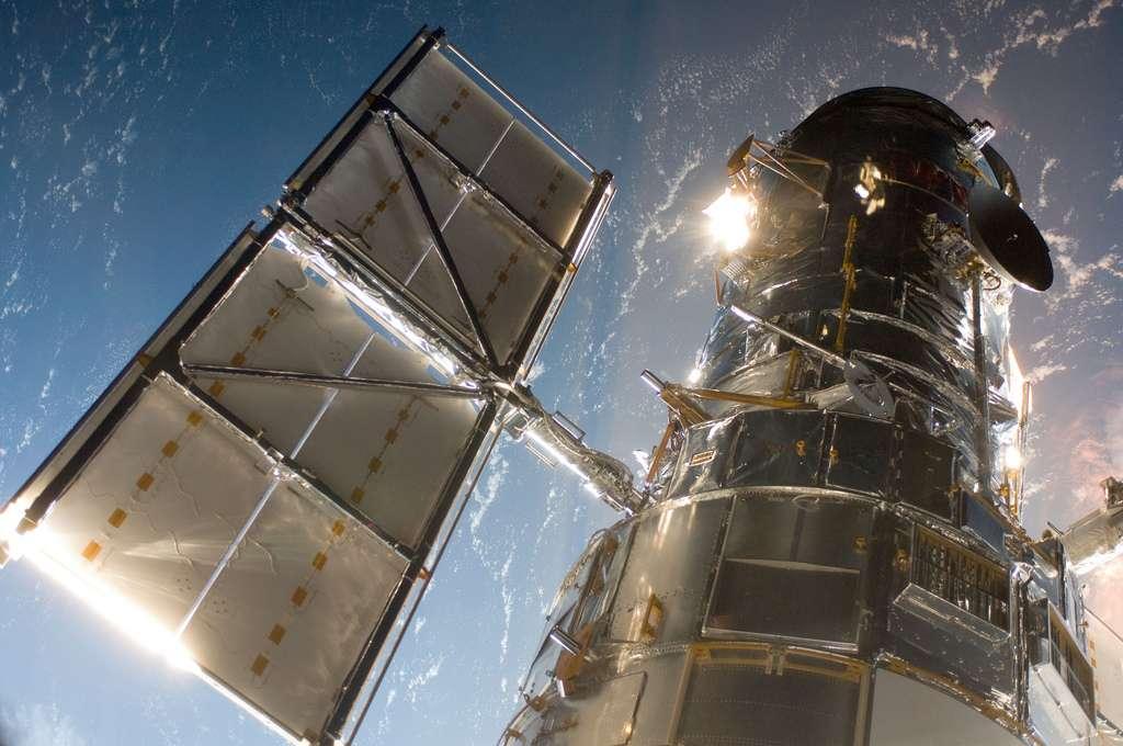 Hubble, le photographe photographié