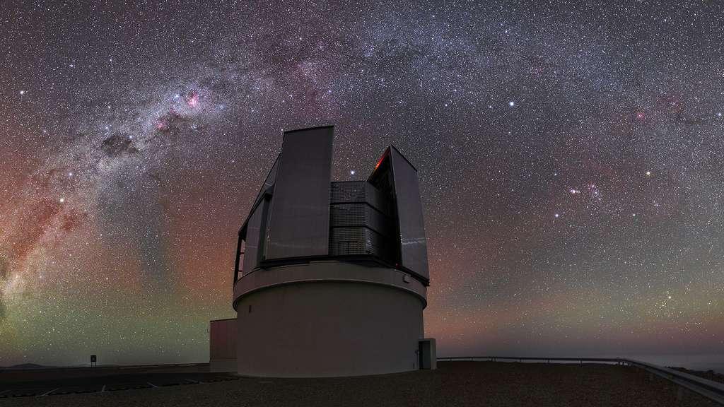 Le télescope Vista
