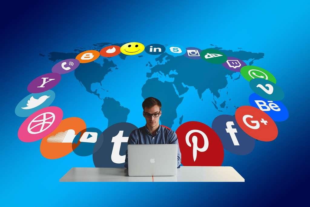 Pour un meilleur engagement, il ne faut pas laisser de côté les autres plateformes de réseaux sociaux. © geralt by Pixabay