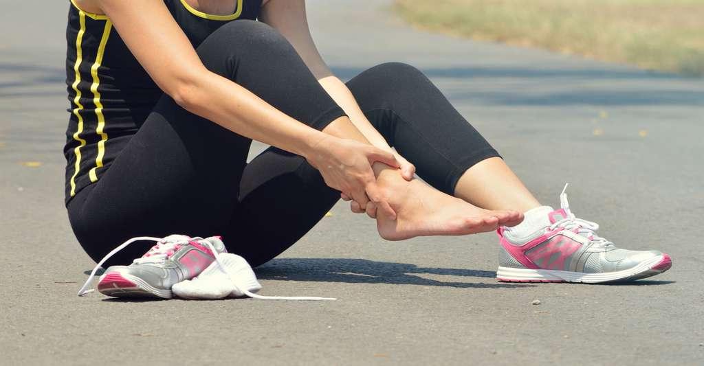 Les micro-traumatismes peuvent être la cause de l'arthrose. © sawaddee3002, Fotolia