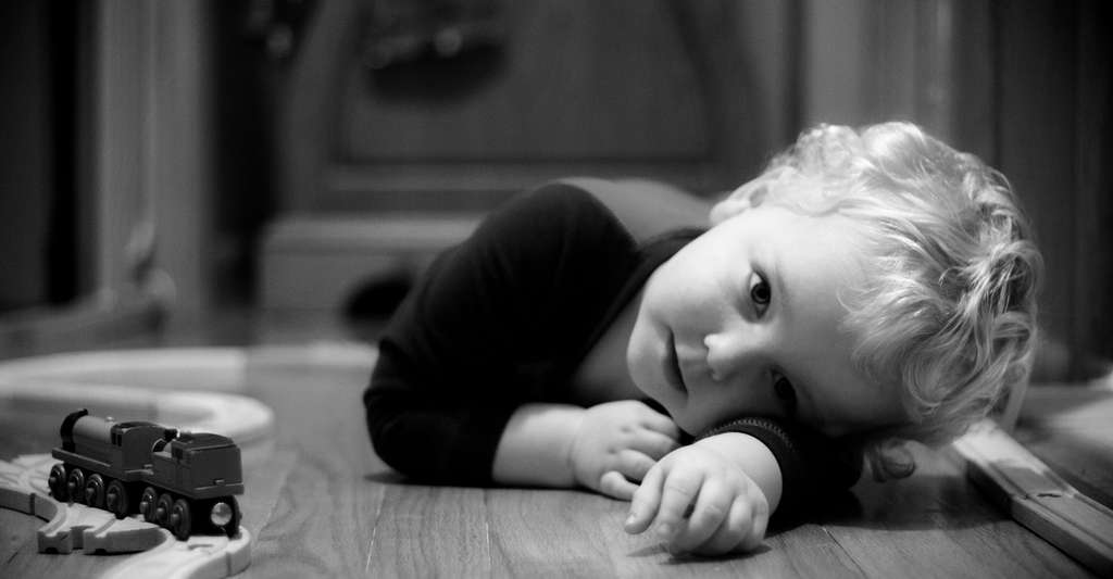 La méningite touche souvent des enfants, qui payent un lourd tribut à la maladie. © Lisa Sexton, CC by-nc 2.0