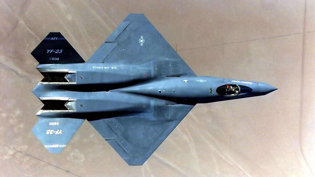Douglas YF-23 Northrop-McDonnell