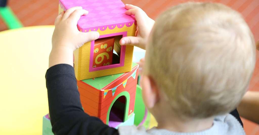 Garderie d'enfants. © LRCL, Pixabay, DP