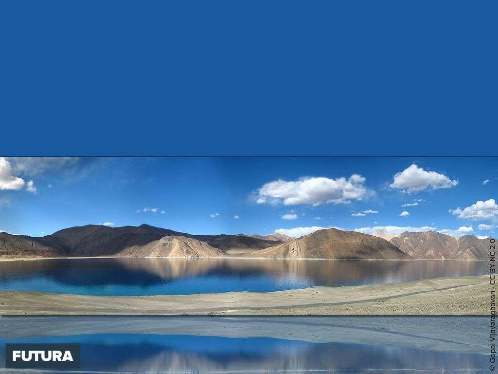 Lac Pangong Tso - Inde