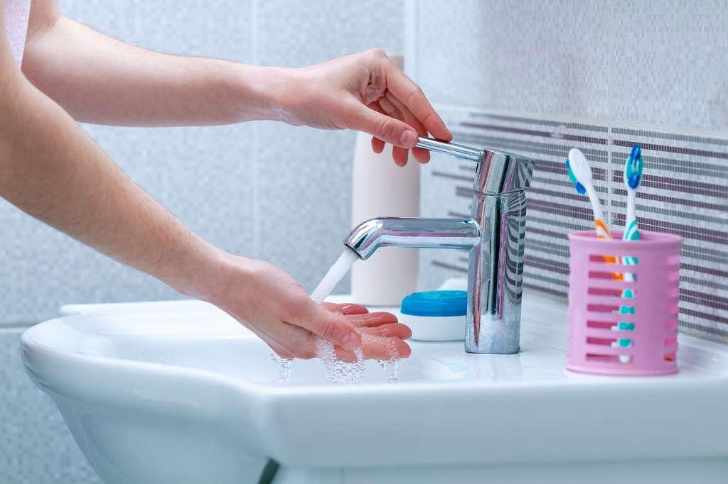 Le dentifrice enlève les odeurs tenaces sur les mains. © Goffkein, Fotolia