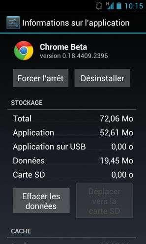 Android Modifier Lapplication Par Défaut Pour Une Action