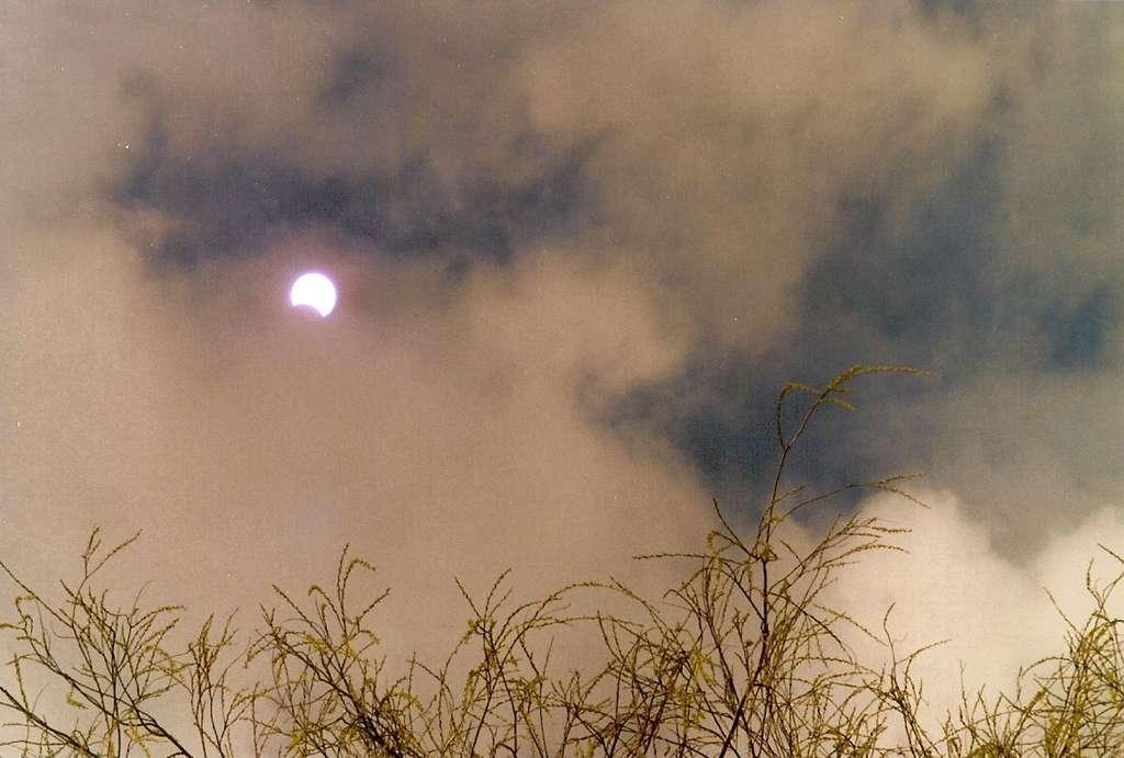 Éclipse du 29/03/06
