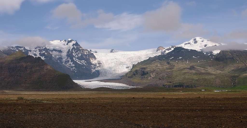 Le glacier Vatnajökull. © Britt-Marie Sohlström, CC by-nc 2.0