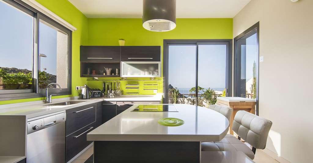 Comment bien aménager sa cuisine ? © Iuliia Bondarenko, Shutterstock