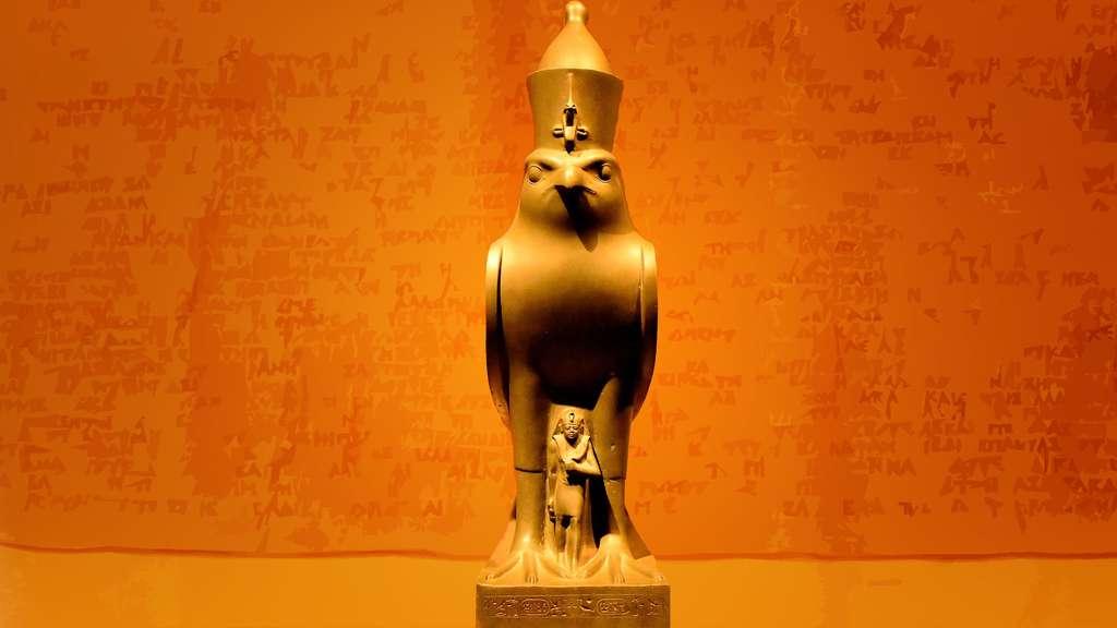 Horus, le dieu protecteur des pharaons