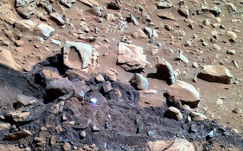 Spirit, sol 276