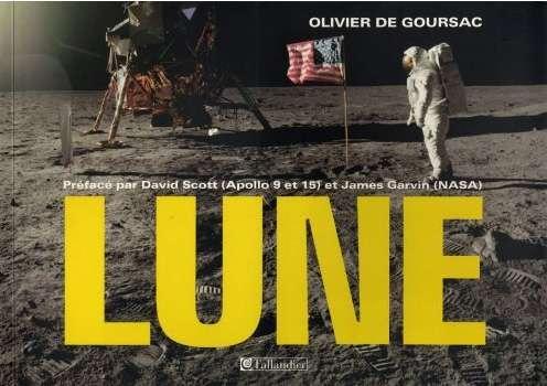 Après 25 ans de travail, LUNE est enfin publié. © Éditions Tallandier