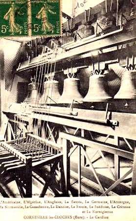 Carillon de Corenville-les-Cloches