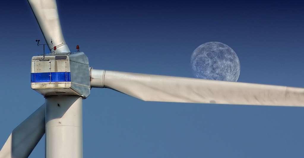 L'énergie éolienne. © PeterDargatz, Pixabay, DP