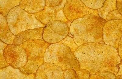 Pour enrayer le fléau de l'obésité, le Danemark a mis en place une taxe augmentant de 2 euros en moyenne le prix du kilo des aliments de la malbouffe, comme les chips. © elena moiseeva