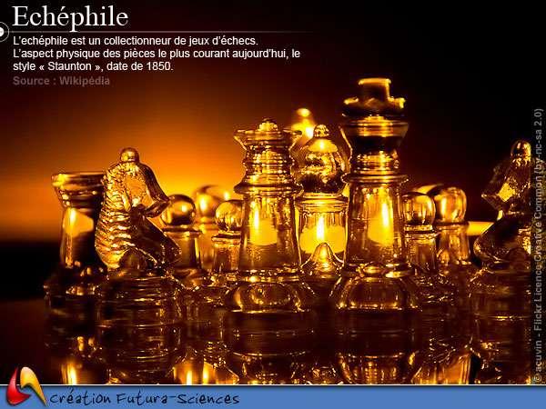 Echephile - Jeux d'échecs