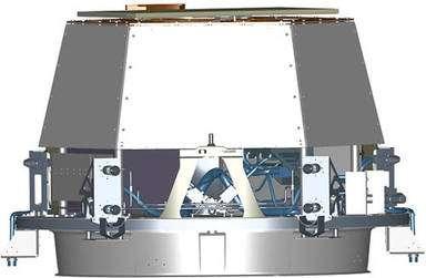 L'impacteur de Deep Impact. © JPL/Nasa