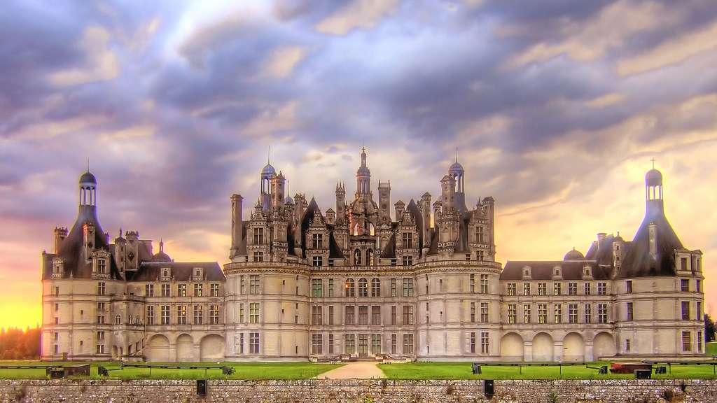 Le château de Chambord, champion des superlatifs