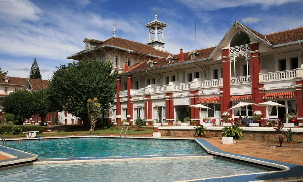 Hôtel Thermal, Antsirabe