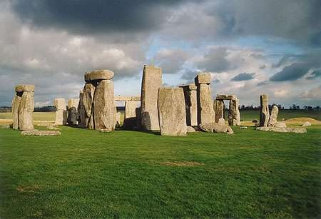 Stonehenge, Royaume-Uni © Frédéric Vincent Wikipedia Creative Commons Attribution ShareAlike 2.0